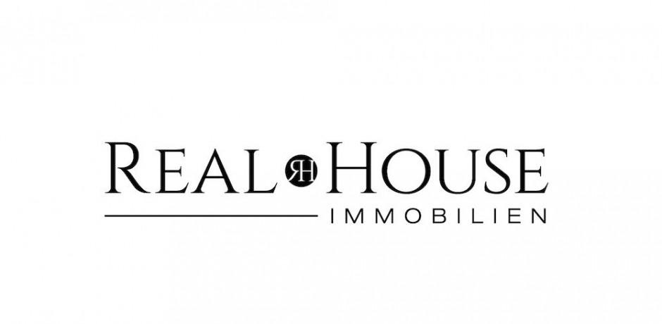 logo redesign real house immobilien seidaris full service werbeagentur. Black Bedroom Furniture Sets. Home Design Ideas